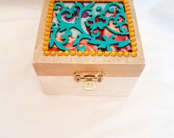 Della Jewellery box