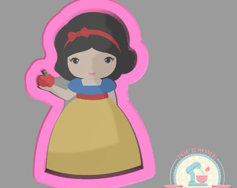 Princess SW Cookie Cutter