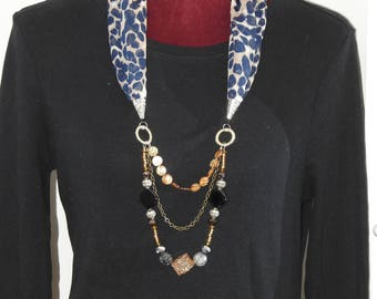 Triple Crown Scarflace (Necklace)