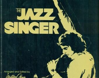 NEIL DIAMOND The Jazz Singer SONGBOOK | Piano Guitar Vocals Sheet Music