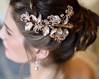 Bridal Hair Accessories, Bridal Hair Pins, Bridal Hairpiece, Bridal Hair Accessory, Bridal Hair pins