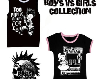 Boys Vs Girls (Collection)