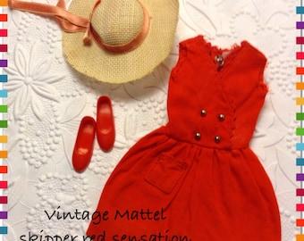 Vintage Mattel Skipper doll outfit