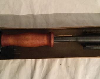 "Vintage - ESICO - Soldering Iron - #96 - 100 Watts - 3/8"" Tip - Original Box - Electrical - Radio"