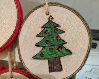Christmas Tree Ornament (tree)
