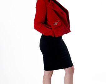 Luxury Suri Alpaca Jacket