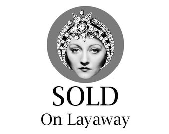 SOLD on Layaway Please don't purchase if not your layaway