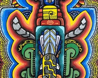 Quetzal Océlotl