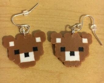 Rilakkuma earrings