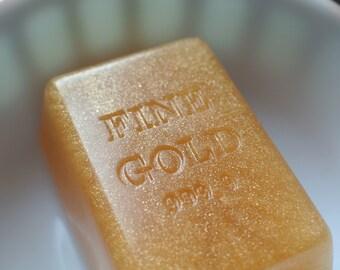Fine Gold Soap Bar
