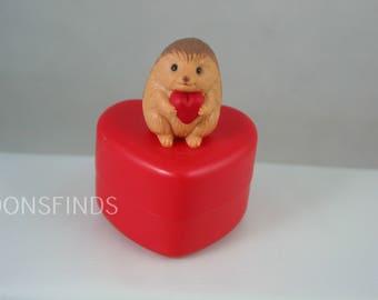 Hallmark Valentine hedgehog gift container