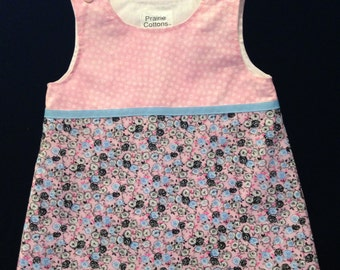 3-6 month jumper dress