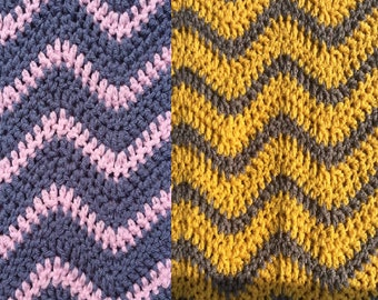 Customize a Ripple Blanket!