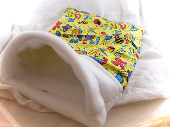 Silly Bugs Little Critter Plush Snuggle Sleep Sack Bed for Your Favorite Little Pet
