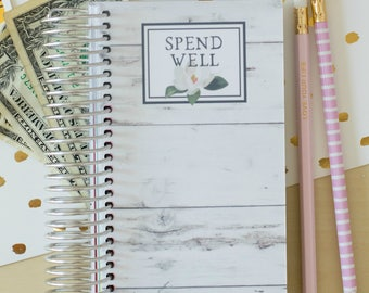Spend Well Budgeting System - Magnolia