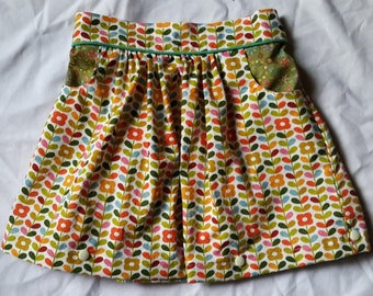 Scalable skirt T 8-9-10 years