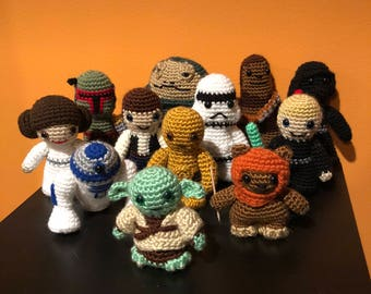 Star Wars Crochet Amigurumi