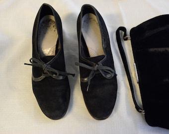 Lace up Oxford Shoe