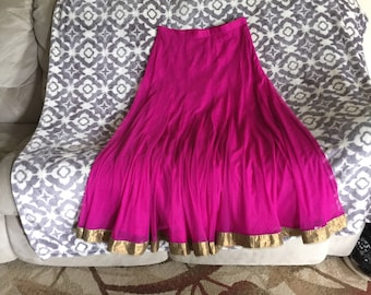 Women size 40 skirt with full lining