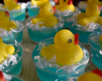 Little Rubber Duck soap, Childs gift, Birthday party favor, Baby Shower favor, Cute soap, Kids soap