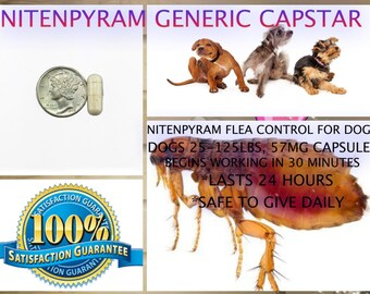 NITENPYRAM (Generic CAPSTAR)