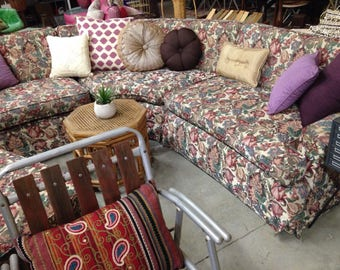 Vintage Sectional REDUCED!!! WAS 1,800.00 then 1,200.00!!! REDUCED again 800.00!!!
