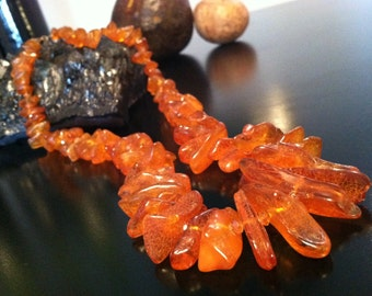 SOLD via Art Fair - Baltic Amber Necklace