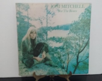 Joni Mitchell - For The Roses - Circa 1972