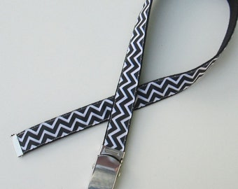 Black and White Chevron Kids Belts, Girls Belts for Girls, Chevron Belt, Toddler Belt, Belts for Kids, Childrens Belts, Kids School Belts
