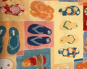 Robert Allen Home Sandals Fabric