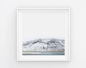 How Wild It Was VII Iceland Photography Print