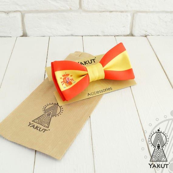 Spain Bow Tie