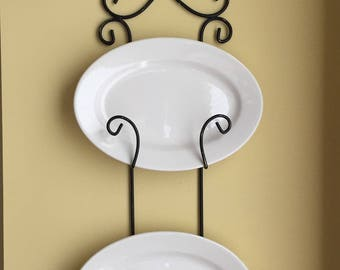 French plate rack | Etsy