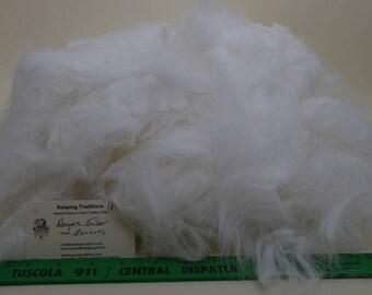 SALE/ Raw Angora Rabbit Fiber - 8 ounces