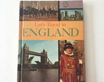 Let's Travel in England (1964)