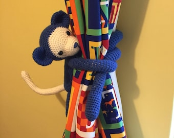 Monkey tie back - Made to order
