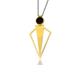 Amazon Shield Necklace