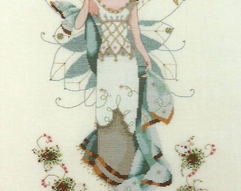 MAY'S EMERALD FAIRY Complete Stitching Materials