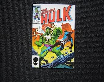 The Incredible Hulk #295 - 9.6 copy - Vs. Boomerang
