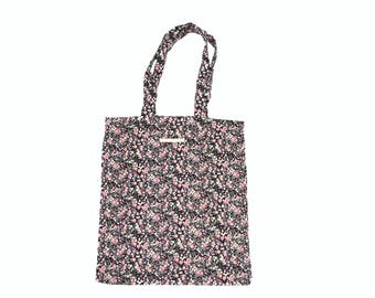 Tote bag pink Big