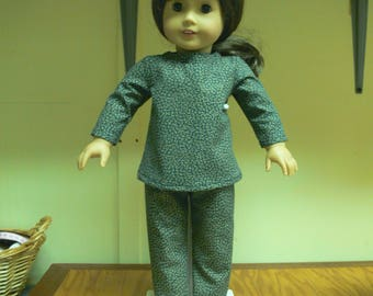 """Pant Suit For A 18"""" Doll, Fits American Girl Doll."""
