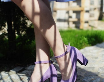 Ankle strap shoes, bridesmaid shoes, Wedding Shoes, bridal shoes, ankle strap, pump shoes, heels shoes, pointed toe, pumps, leather pumps