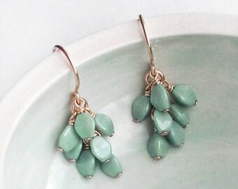 gretel - earrings by elephantine