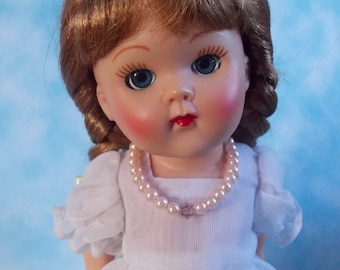 """Powder Blue cords for 10/"""" Tonner Patsy handmade by Pink Heart Toggery"""
