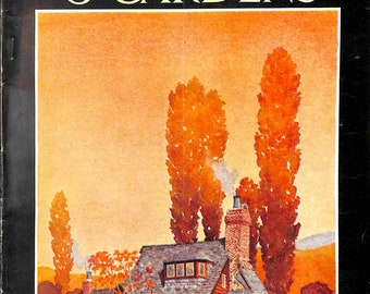 Better Homes and Gardens, October 1933