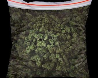 Big bag of weed pillow
