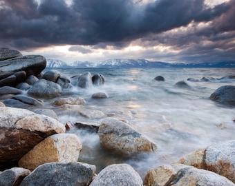 Tahoe Storm   Lake Tahoe, Nevada