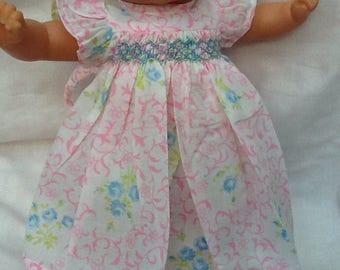 Dress doll clothes doll 36 cm cotton voile