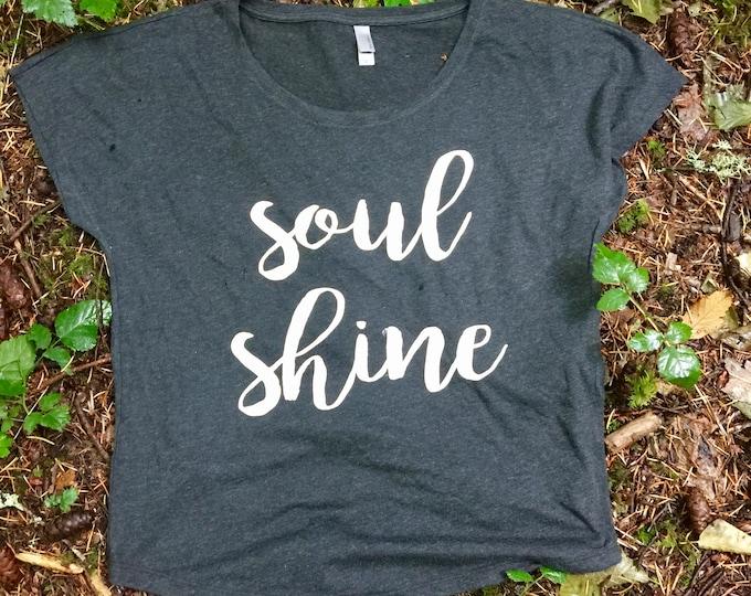 Soul Shine Women's Shirt- Allman Brothers- Women's Clothing - Shirt for Women- Gift for Her- Women's Shirt- Gift for Friend- Yoga Shirt