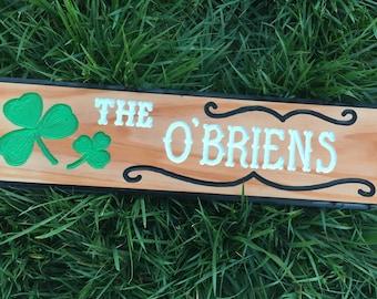Shamrock O'Briens Style